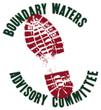 Boundary Waters Advisory Committee logo